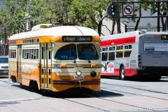 Bus in San Francisco