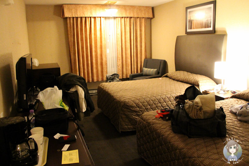Hotelzimmer Sandman Hotel & Suites Vancouver Airport