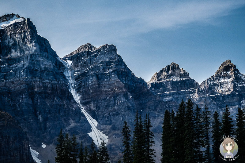 The Valley of the Ten Peaks, Alberta, Kanada