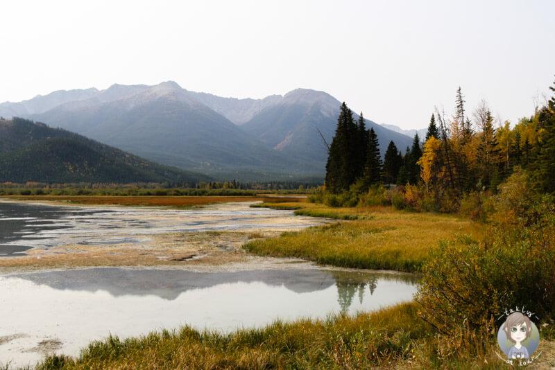Vermilion Lakes, Banff National Park, Kanada