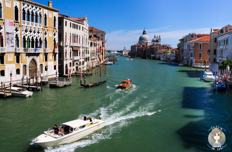 Reisebericht aus Venedig, Italien