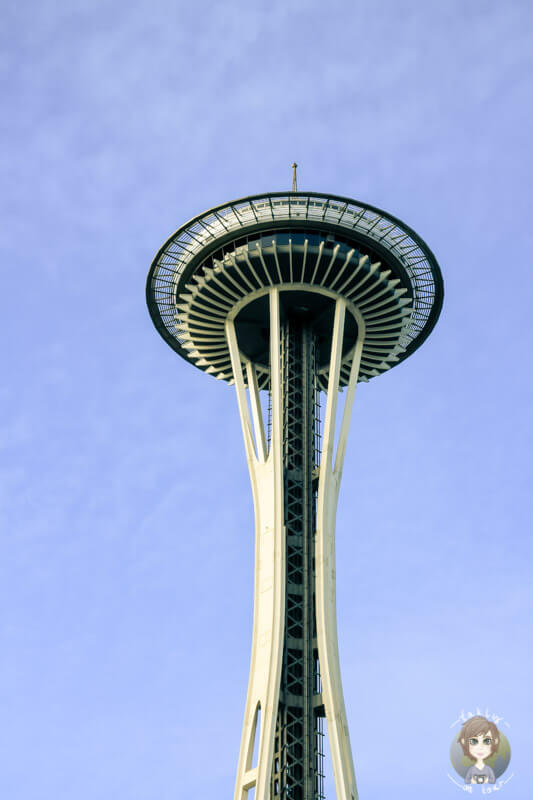 Space Needle Seattle (2)