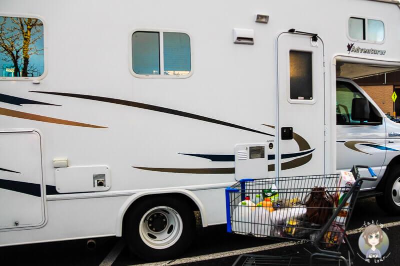 Wohnmobil-Ersteinkauf in Seattle