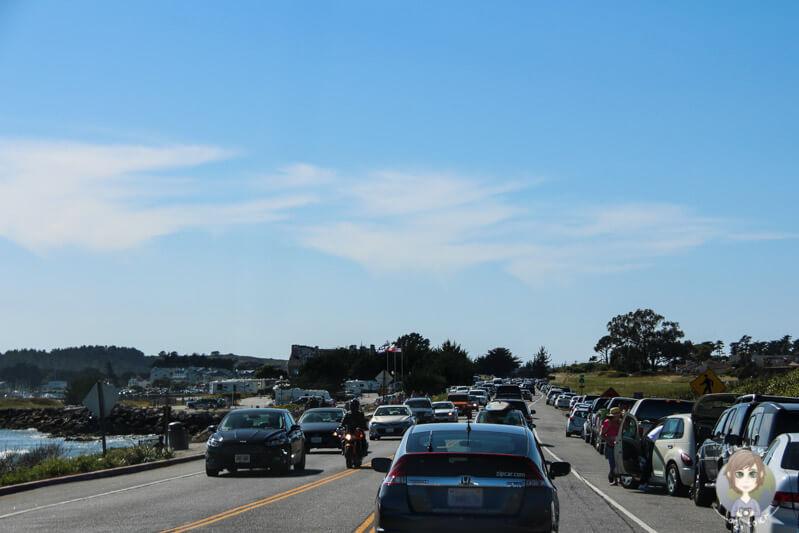 Auf dem Weg nach San Francisco (2)