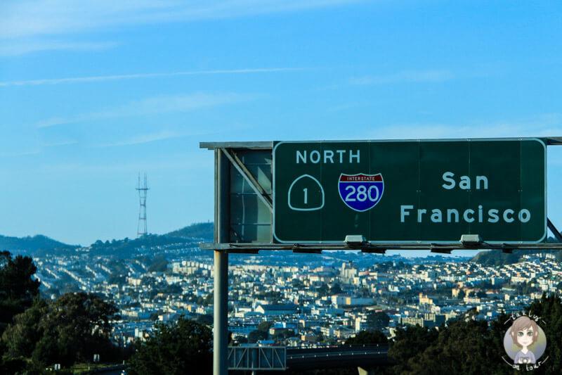 Auf dem Weg nach San Francisco (3)