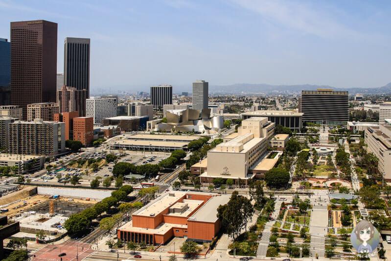 Aussicht City Hall Los Angeles (2)