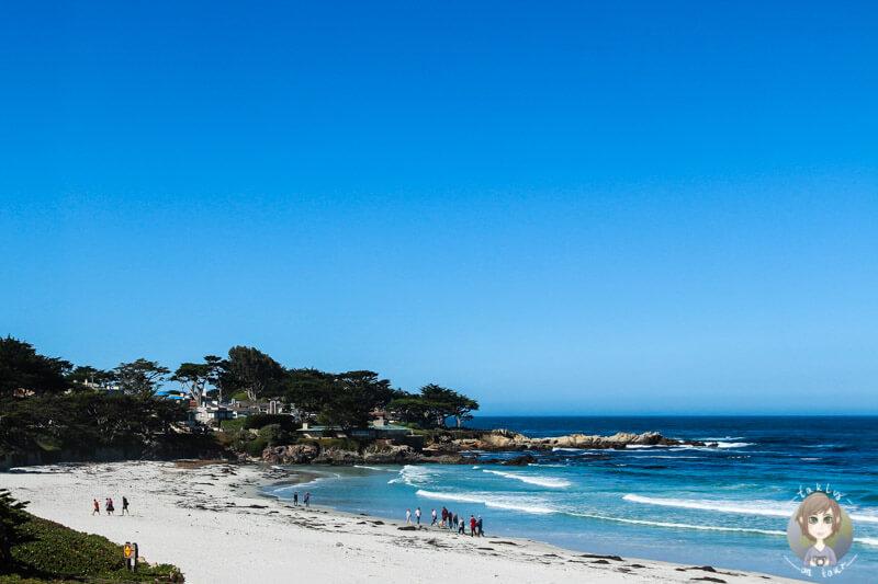 Strand in Carmel