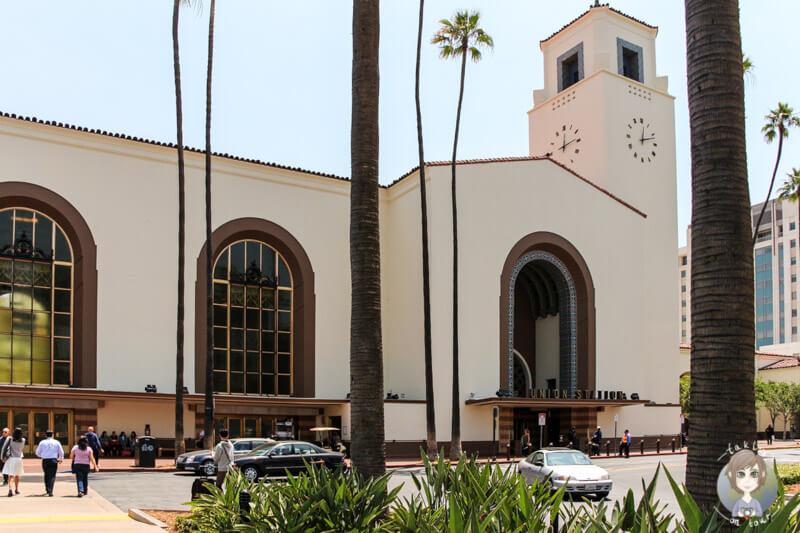 Bahnhof am Union Square in LA