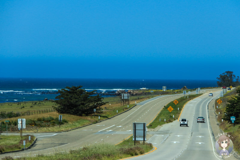 Highway 1 in Kalifornien, USA