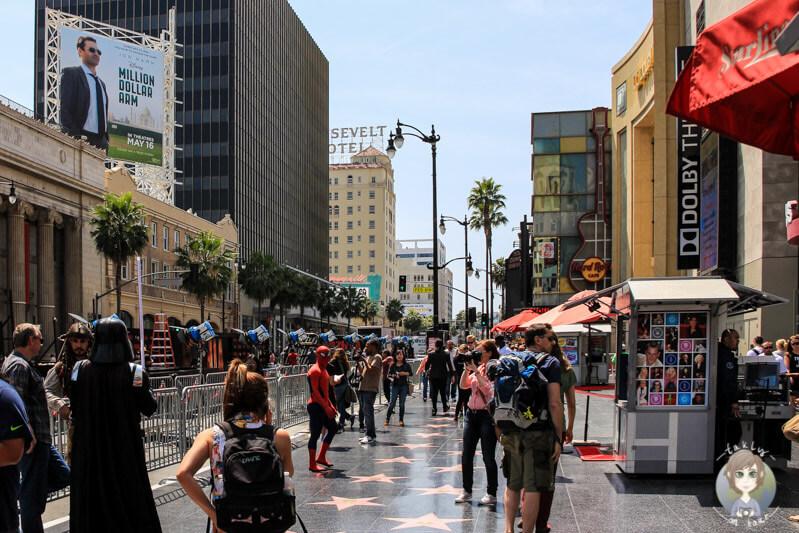 Hollywood, Walk of Fame (3)