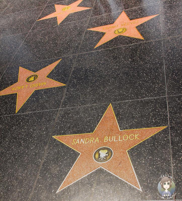 Hollywood, Walk of Fame (4)
