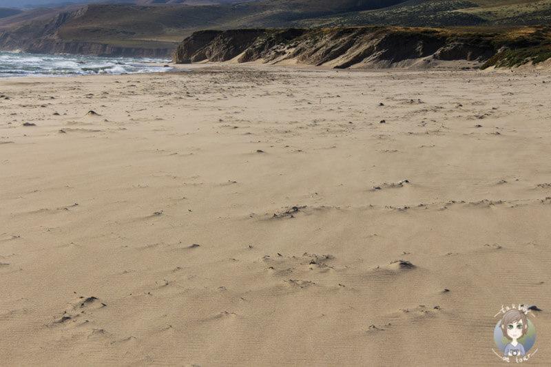 Strand vom Jalama Beach