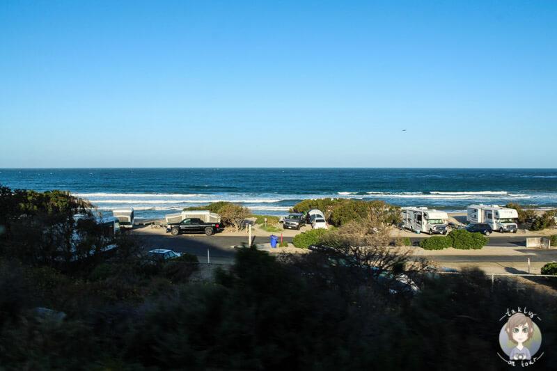 Camping am Jalama Beach