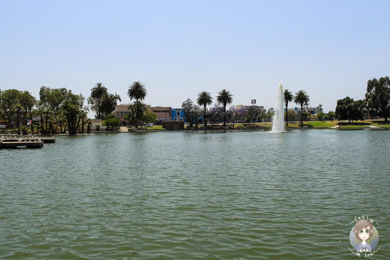 See im King Arthur Park, LA