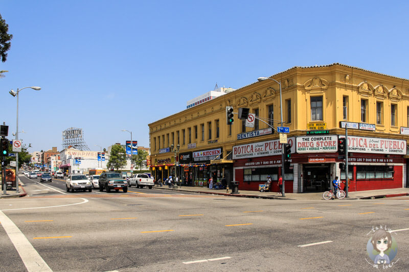 King Arthur Park, Los Angeles