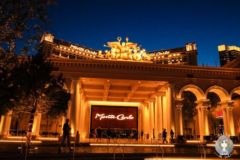 Monte Carlo in Las Vegas