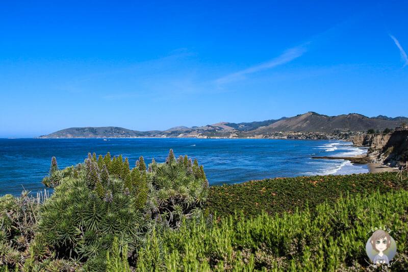 Küste bei Lompoc, Kalifornien