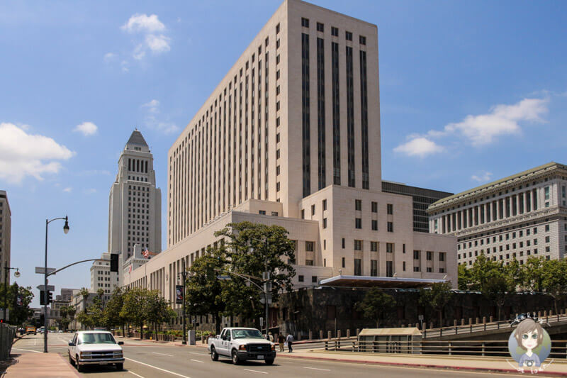 City Hall in Los Angeles
