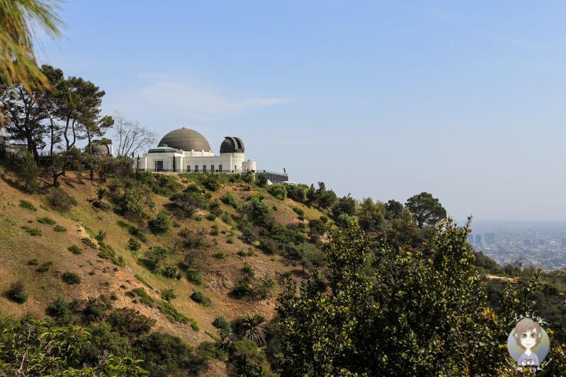 Observatorium in los Angeles