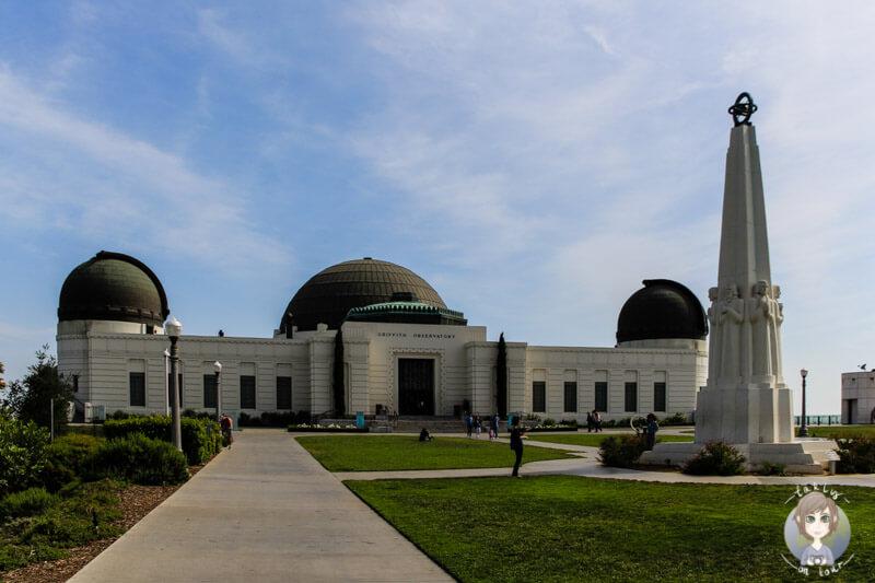 Observatory in LA