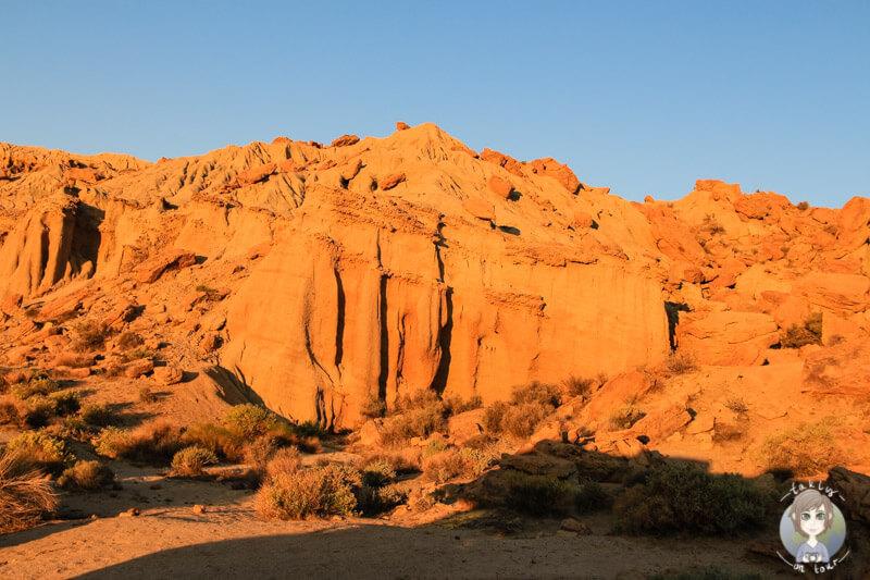 Red Rocks im State Park
