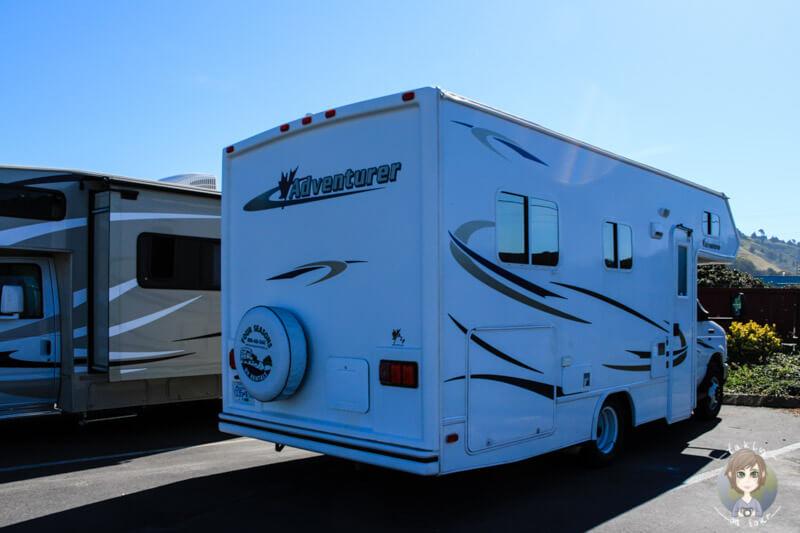 San Francisco RV Restort Campingplatz (3)
