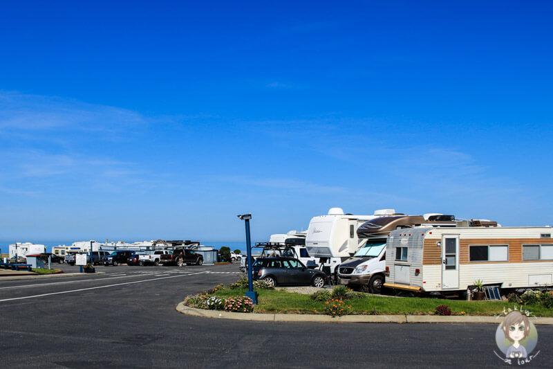 San Francisco RV Restort Campingplatz (4)