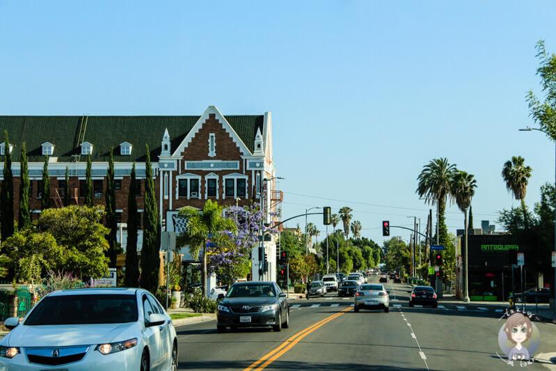 Vorort von los Angeles