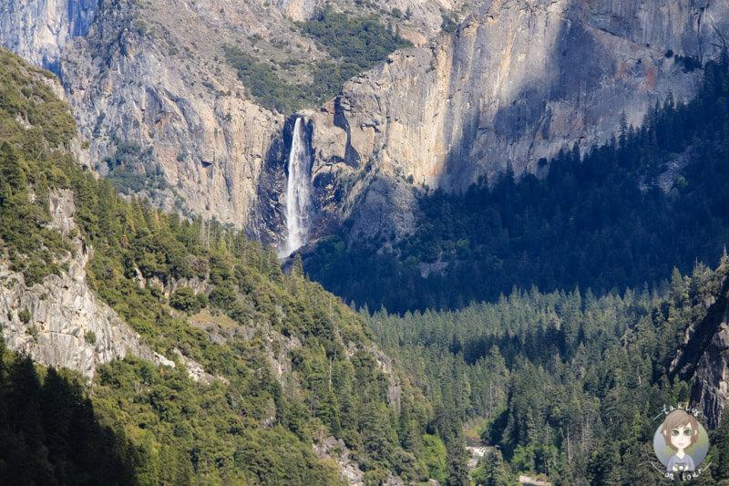 Aussichtspunkt auf die Yosemite Falls