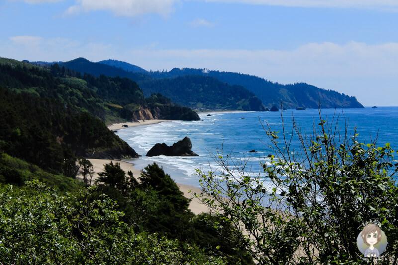 Aussichtspunkt in Oregon