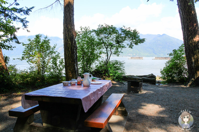 Porteau Cove Campground