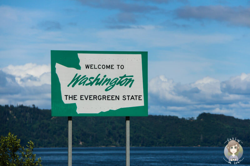 Schild - Washington State