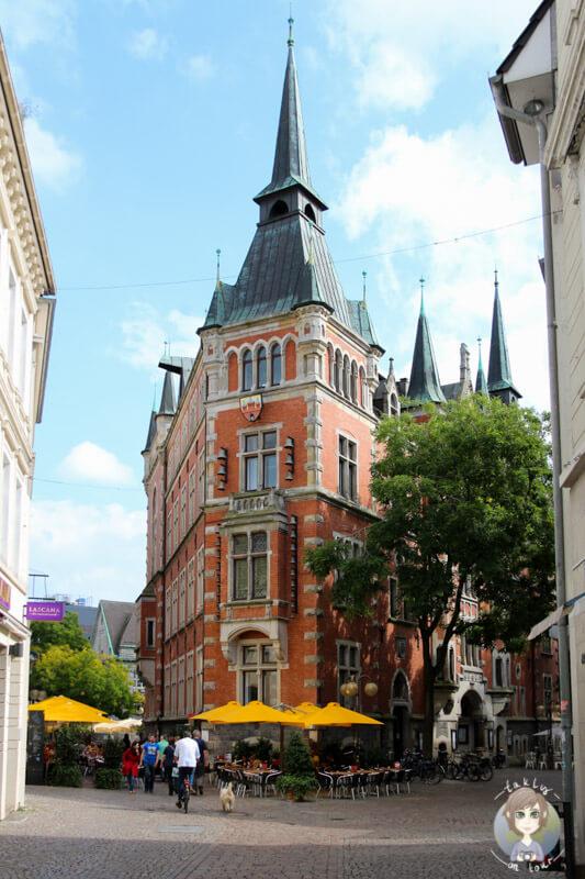 Der Markt von Oldenburg