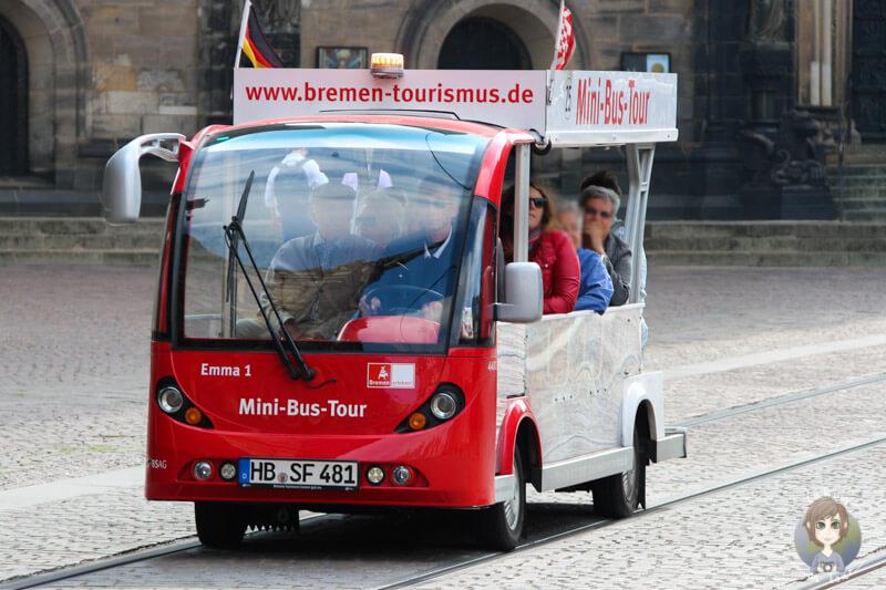 Mini Bus Tour in Bremen
