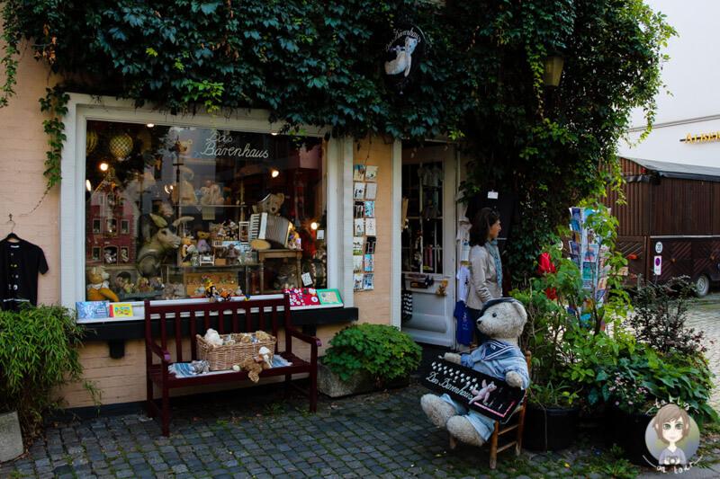 Wunderschöne, kleine Ladenlokale in Schnoor