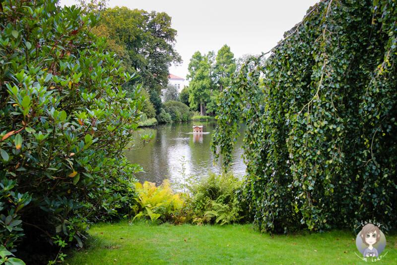Spaziergang durch den Schlosspark Oldenburg
