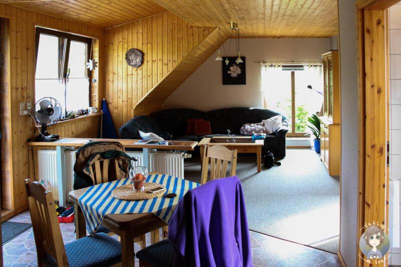 Unsere Ferienwohnung in Ostfriesland