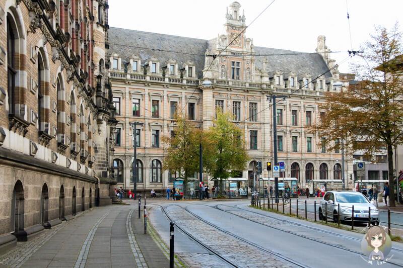 Historische Gebäude in Bremen