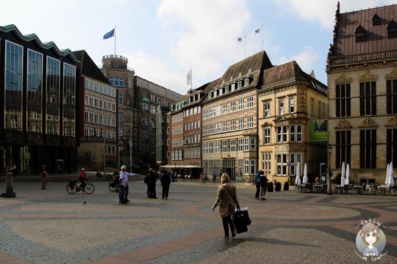 Sightseeing in Bremen
