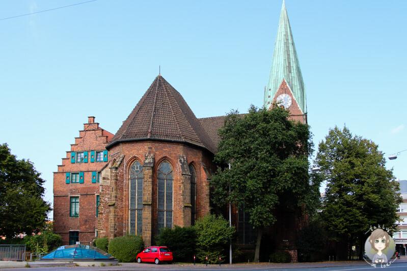 Die St. Martini Kirche in Bremen