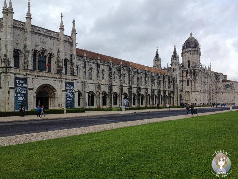 Das Kloster von Belém, Lissabon