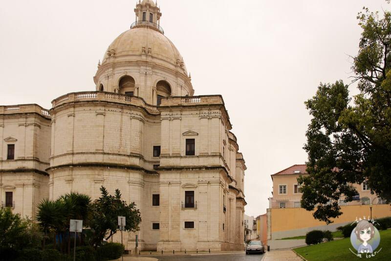 Das Pantheon, Lissabon