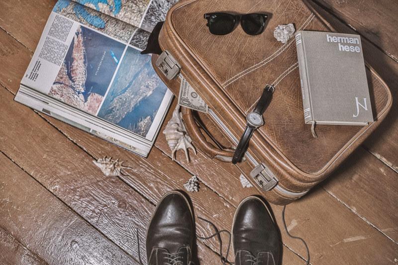 Packliste zum Ausdrucken fuer den Urlaub
