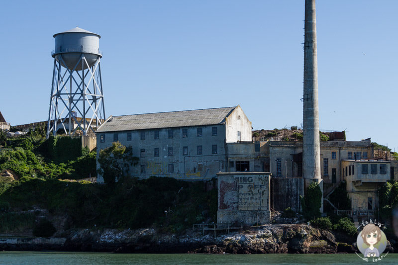 Museumsinsel Alcatraz