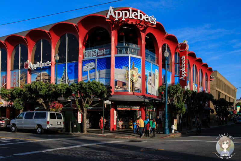 Applebees in San Francisco