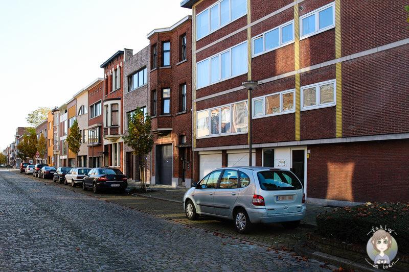 Häuser in Antwerpen