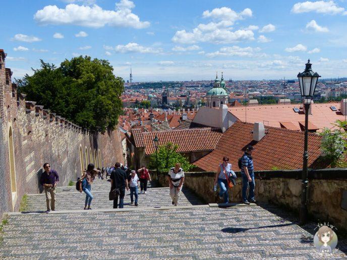 Aussicht-Burgberg-Prag