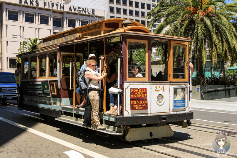 Cable Car San Francisco (1)