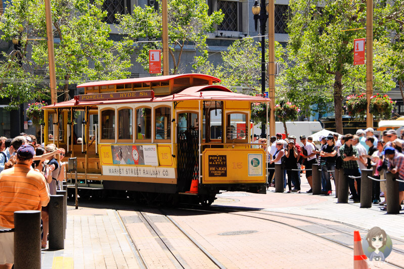 Cable Car San Francisco (2)