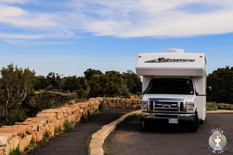 Desert Viewpoint, Grand Canyon (1)